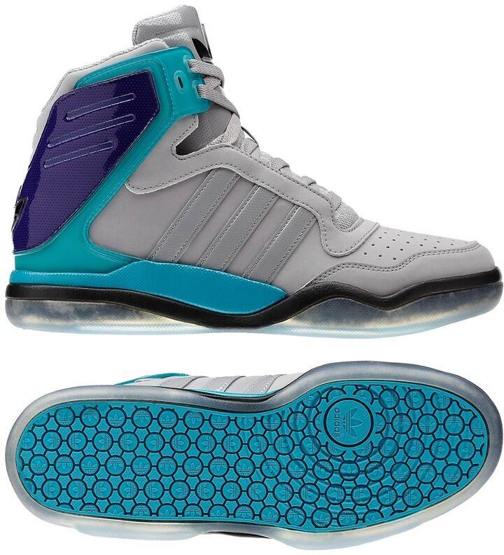 Nwt~Adidas TECH STREET MID superstar Shoe Boot Basketball decade Sneaker~Mens 12