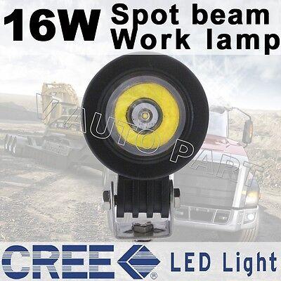 Cree LED 10W 800LM Spot Work Light Car boat Truck Driving Bike ATV 12V 24V