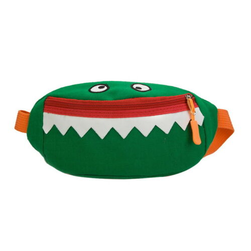 Children Waist Packs Kid Fanny Bag Cartoon Animal Shark Chest Bag   Boy Girl* A6