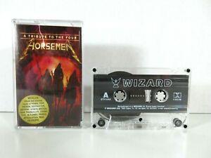 A-Tribute-to-the-Four-Horsemen-Tribute-to-Metallica-Cassette-Tape-Nuclear-Blast