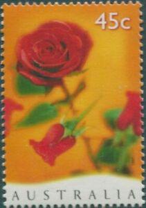 Australia-1997-SG1665-45c-Red-Roses-MNH