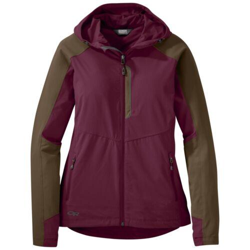 Outdoor Research Jacket Women/'s Ferrosi Hooded Jacket
