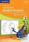 Cambridge Global English Stage 2 Teacher's Resource by Caroline Linse, Elly Schottman, Annie Altamirano (Paperback, 2014)