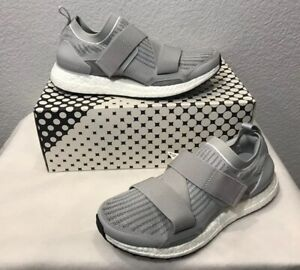 Details about New Women's Adidas by Stella McCartney UltraBOOST X Shoes ~Stone~AC7551~Size 9.5