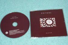 Editors Maxi-CD Munich / French Disko - 2-track CD - SKCD 83