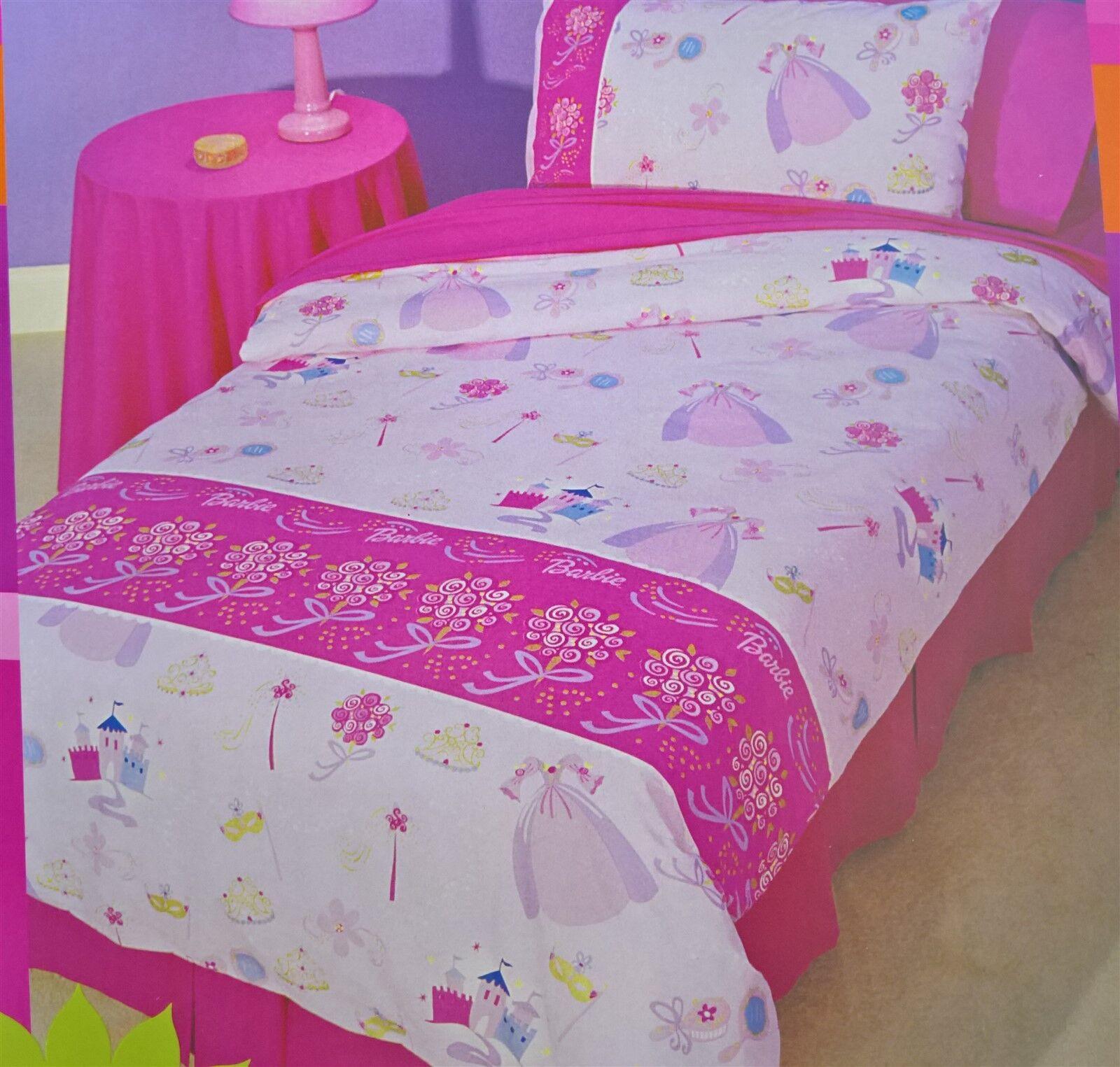 Barbie - DREAM DOUBLE BED DOONA QUILT DUVET COVER