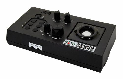 N scale Kato 22-102 Unitrack Sound Box