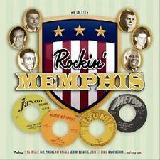 ROCKIN' MEMPHIS, PROPER BOX-SET, 118 tracks! (4CD, 2002, UK). NEAR MINT!