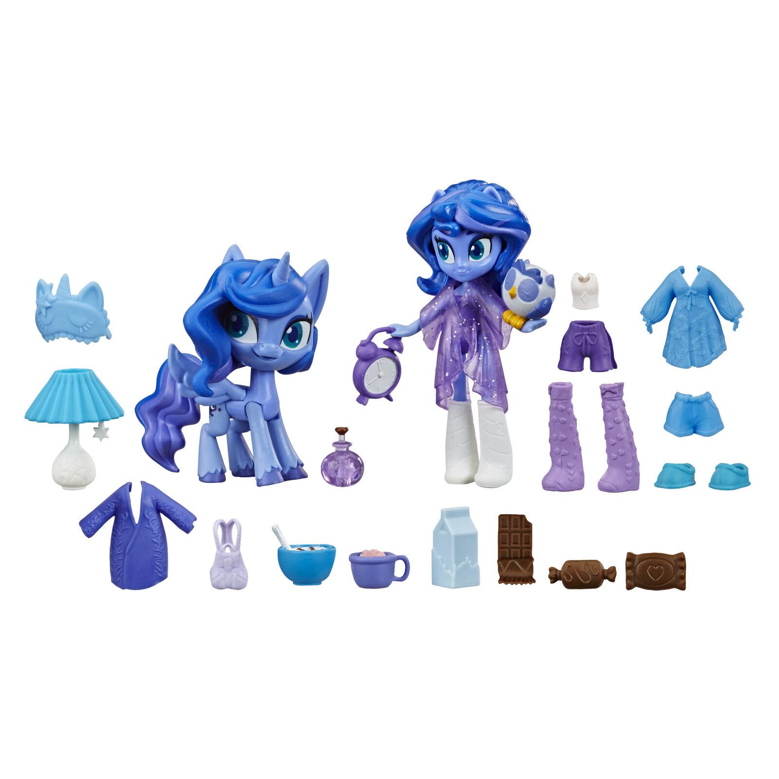 My Little Pony Brony Vice Principal Princess Luna Equestria Girls Doll For Sale Online Ebay