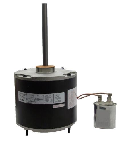 1/6 hp825 RPM 48 Frame 208-230V 5 5/8 Diameter Condenser Fan Motor # EM3403