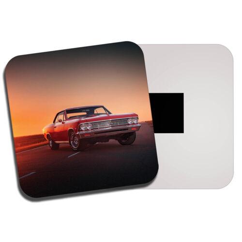 Classic American voiture Aimant de réfrigérateur-Muscle véhicule Sunset Homme Cool Cadeau #8733