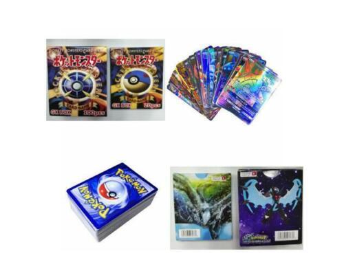 120pcs Pokemon Cards 115 GX 5 MEGA Booster Box English Edition Break Point 2A