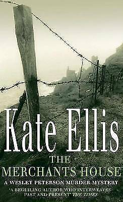 The Merchant's House: Number 1 in series (Wesley Peterson), Ellis, Kate, Used; G