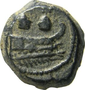 RARE-Seleucids-Alexander-II-Zabinas-034-Prow-amp-Aphlaston-034-Ancient-Greek-Coin-w-COA