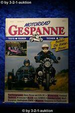 Motorrad Gespanne Nr.25 4/94 BMW Boxer MuZ Scorpion Hedingham BMW EZS-TP