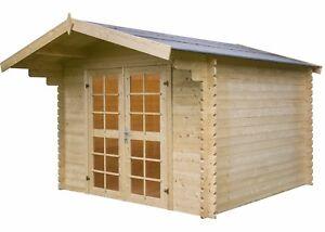 Gartenhaus Fußboden Versiegeln ~ Top angebot lasita maja gartenhaus blockbohlenhaus gerätehaus