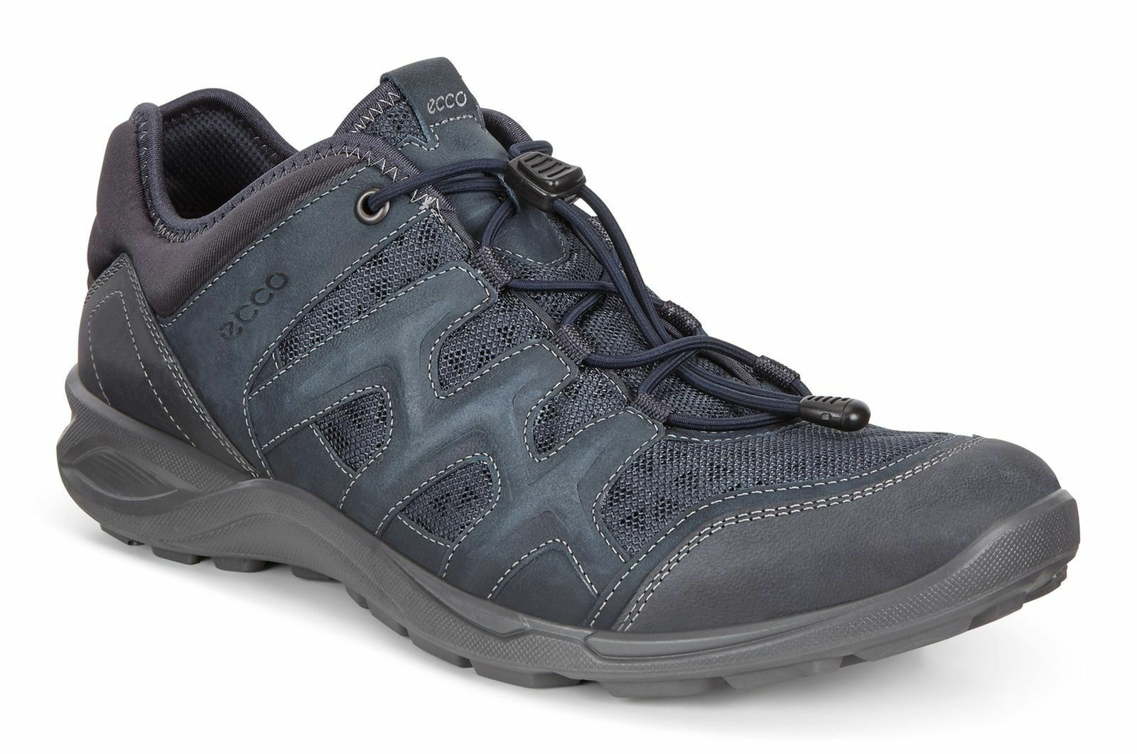 Ecco caballero zapatos casual walkingzapatos terracruise LT low azul 825764 5513 8