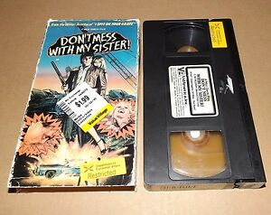 Dont-Mess-with-My-Sister-VHS-1990-VidAmerica