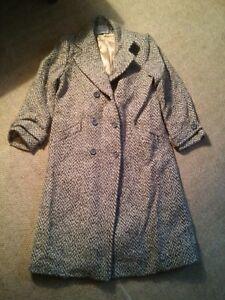 Women/'s Vintage Winter Coat