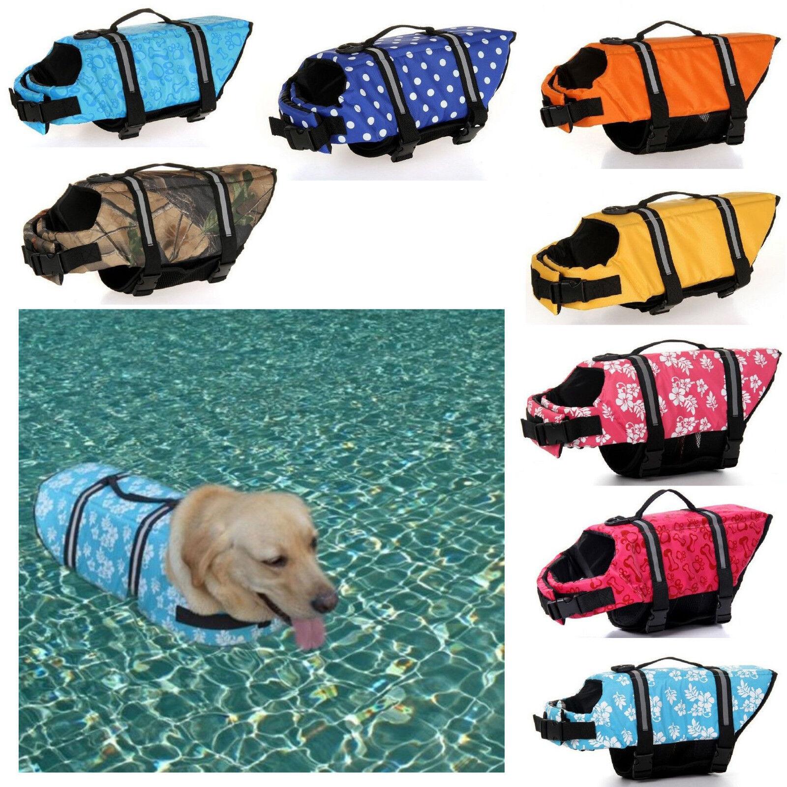 Pet Dzsekik Life Soft Safe Preserver Nyári szabadtéri úszó kutya mellény Ruházat
