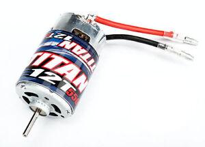 Traxxas-Brushed-Motor-Titan-12-Turn-550er-Slash-Stampede-Rustler-2WD-3785