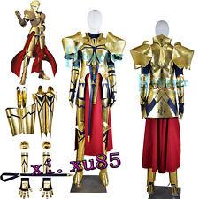 Hot Game Fate Zero Stay Night Fate Grand Order Archer Gilgamesh Cosplay Costume