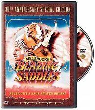 Blazing Saddles 2004 Gene Wilder, Alex Carras, David Huddleston UK REGION 2 DVD