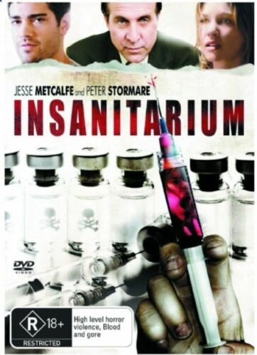 1 of 1 - Insanitarium (DVD, 2008)