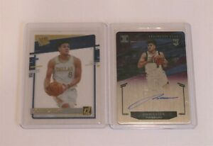 PANINI Basketball - JOSH GREEN - 4 x CARDS (Clearly, Court Kings, Impeccable) RC