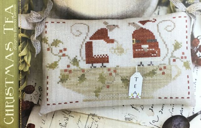 Faith of the Heart With Thy Needle /& Thread Cross Stitch Pattern
