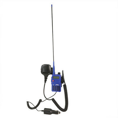 Rugged Radios MH-KIT Motorcycle Communication Kit with Helmet Speakers Microphone and Push to Talk Cable