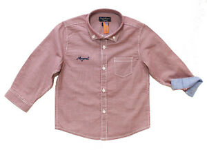 NWT-Mayoral-Baby-Boy-Holiday-Long-Sleeve-Shirt-Size-6M-24M
