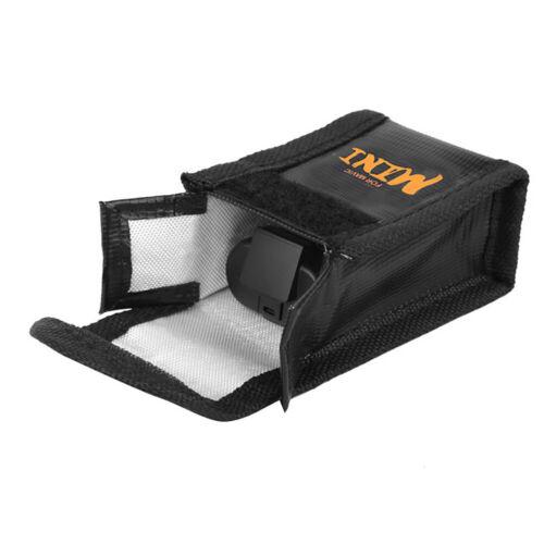 BATTERIA Storage Bag A Prova Di Esplosione Protezione dalle radiazioni Borsa per DJI Mavic MINI