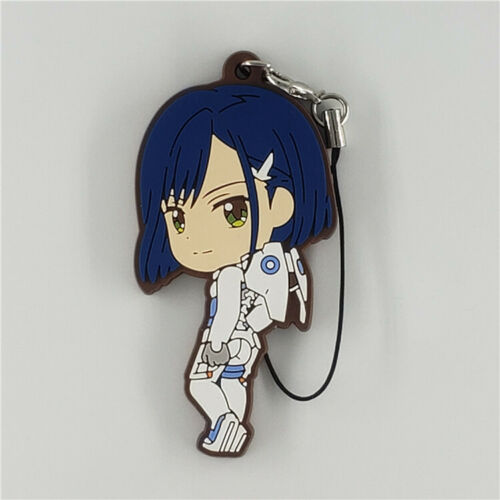 DARLING in the FRANXX Rubber Strap Anime Figure Keychain Gift Ichiban Kuji F 02