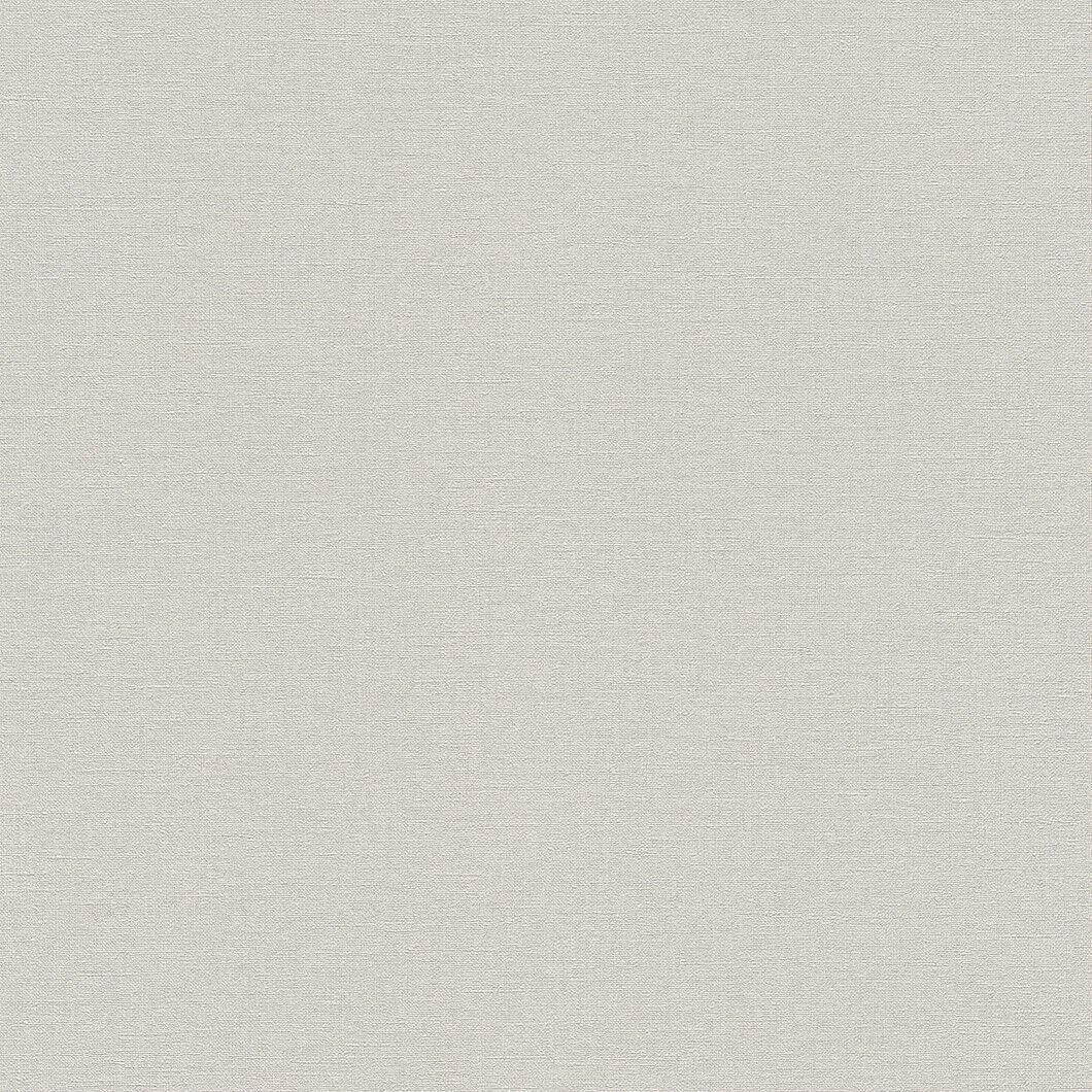 Vliestapete Rasch Florentine Uni Struktur Tapete grau 448610 2,50€//1qm