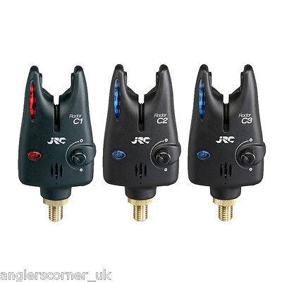 JRC Radar Bite Alarms / C3 / C2 / C1 / Fishing