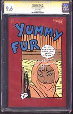 Yummy Fur #1 CGC 9.6 SS Chester Brown VORTEX NM / NM+ HIGHEST GRADED COPY HTF