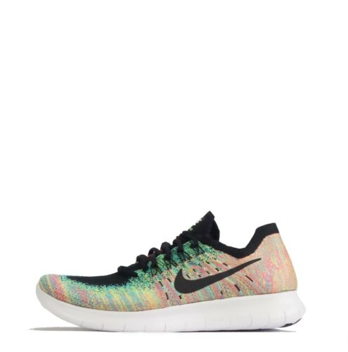 Da Corsa Nike Scarpe Laguna Uomo Rn Free Nero Blu Flyknit 2017 Ginnastica fq7CFXq