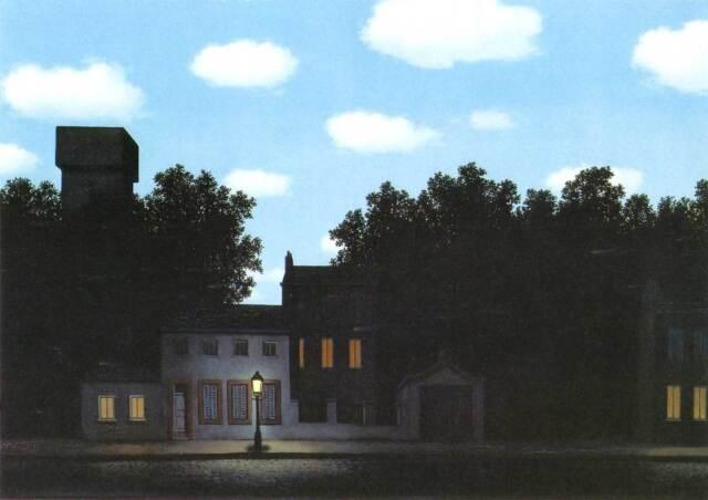 Magritte # 31 cm 70x100 Poster Affiche Plakat Cartel Stampa Grafica Art papiarte