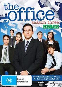 The-Office-Season-3-Part-2-DVD-2009-2-Disc-Set-R4-Terrific-Condition
