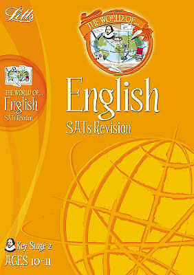 """AS NEW"" Alison Head, The World of English Revision 10-11: Age 10-11 (Letts Worl"