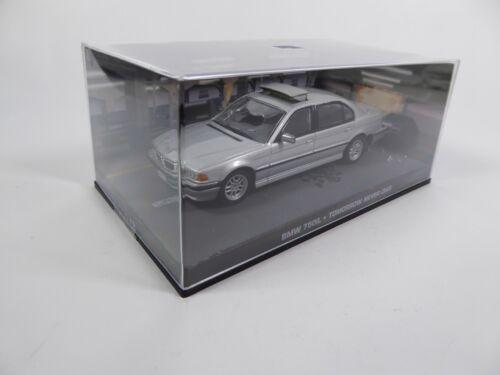 1:43 Voiture Car KY12 BMW 750 iL James Bond 007 Demain ne meurt jamais