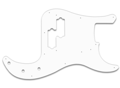 ROAD WORN SERIES® 50er PRECISION P-BASS® 3 PLY PG WHITE WBW f FENDER® PICKGUARD