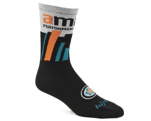 """CUSTAS-P AMain Cycling Custom Acrylic Socks by SockGuy 6/"""" Cuff"""