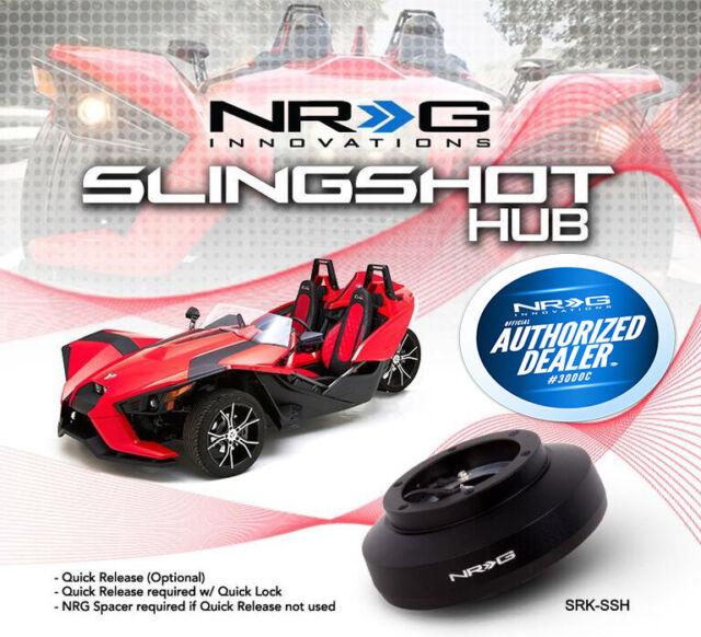 NRG Short Steering Wheel Hub Adaptor For Polaris Slingshot 2015-Up