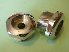 BSA Bantam D3 and C10L Fork Stanchion Top Nuts 90-5143