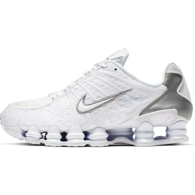 Running Shoes SNEAKERS Triple White