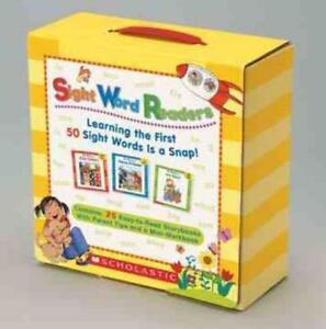 SIGHT-WORD-READERS-BEECH-LINDA-WARD-NEW-PAPERBACK-BOOK