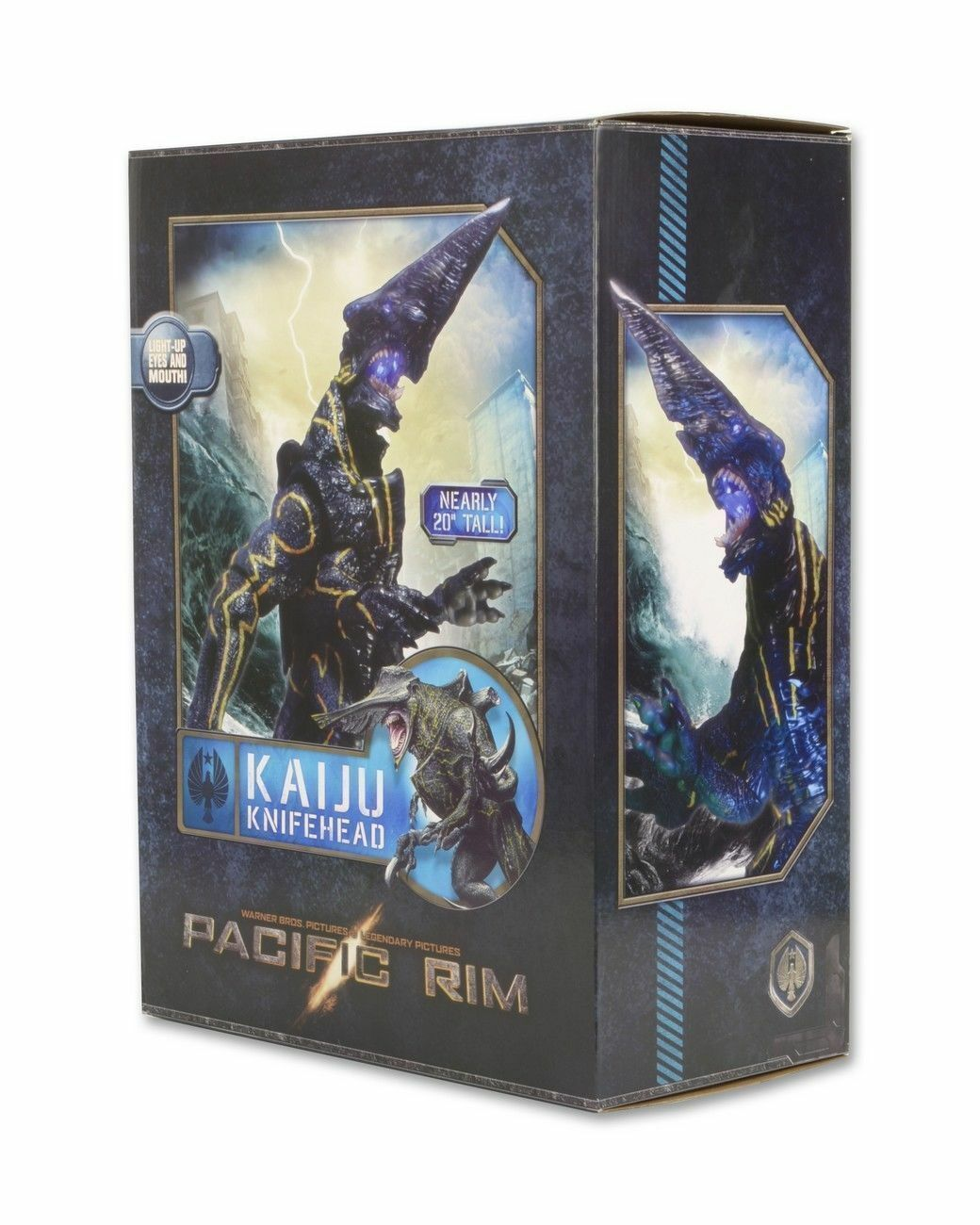 NECA Pacific Rim: KAIJU 20 inch Knifehead Action Figure NEW