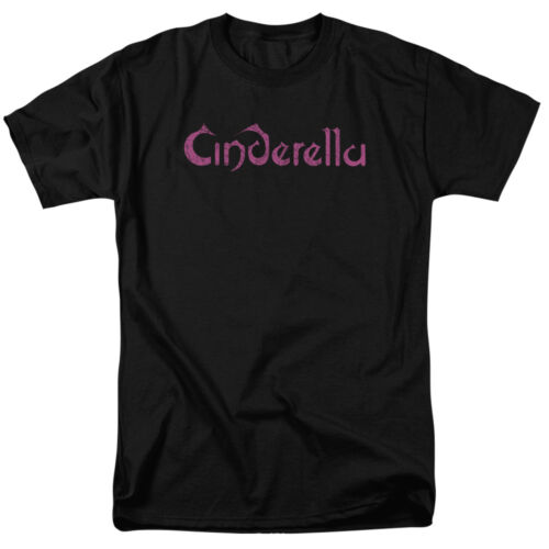 Cinderella Rock Band LOGO ROUGH Licensed Adult T-Shirt All Sizes